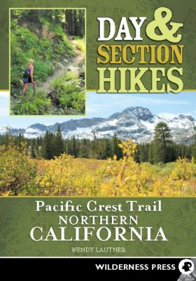 Pacific Crest Trail Northern California 9780899975078