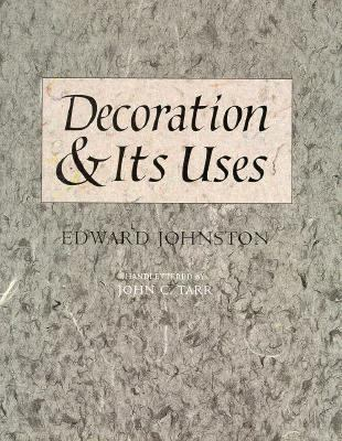 Decoration and Its Uses 9780898154016