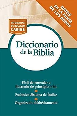 Diccionario de La Biblia: Serie Referencias de Bolsillo 9780899226262