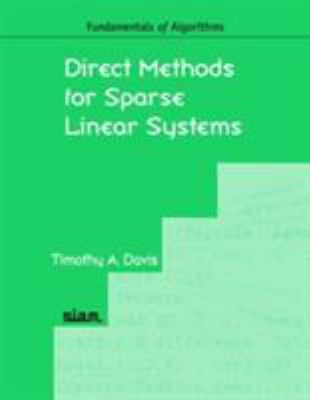Direct Methods for Sparse Linear Systems 9780898716139