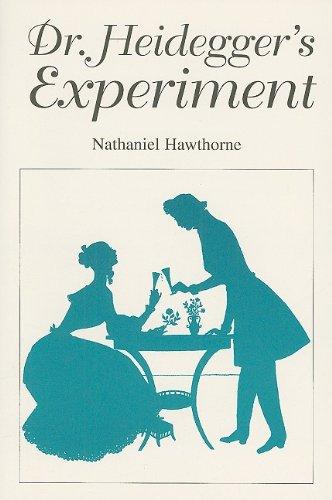 Dr. Heidegger's Experiment 9780895987044