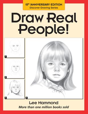 Draw Real People! Draw Real People! 9780891346579