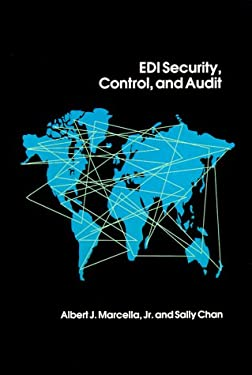 EDI Security, Control, and Audit 9780890066102