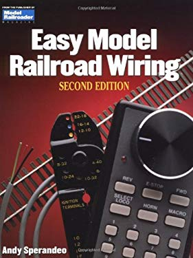 Easy Model Railroad Wiring 9780890243497