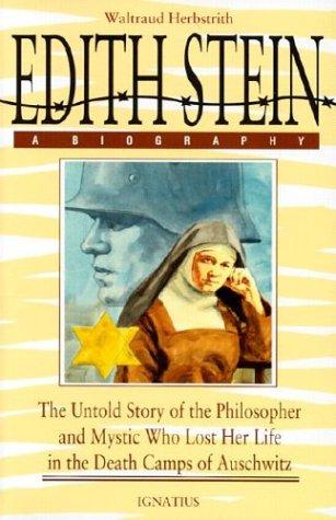 Edith Stein, a Biography 9780898704105
