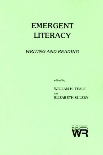 Emergent Literacy: Writing and Reading 9780893913854