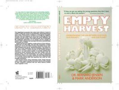 Empty Harvest 9780895295583