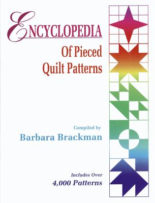 Encyclopedia of Pieced Quilt Patterns 9780891458159
