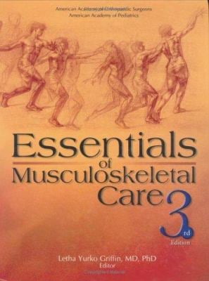 Essentials of Musculoskeletal Care 9780892033522