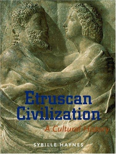 Etruscan Civilization: A Cultural History 9780892366002