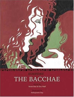 Euripides' the Bacchae 9780892367658