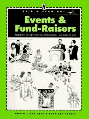 Events and Fund-Raisers: Clip and Scan Art