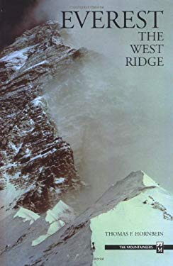 Everest: The West Ridge 9780898866162