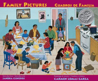 Family Pictures/Cuadros de Familia 9780892392070