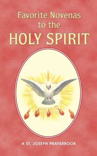 Favorite Novenas to the Holy Spirit 9780899420622