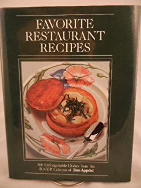 Favorite Restaurant Recipes 9780895351005