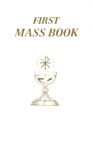 First Mass Book 9780899428093