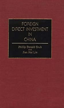 Foreign Direct Investment in China 9780899305769