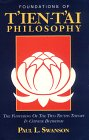 Foundations of T'Ien-T'Ai Philosophy: The Flowering of the Two Truths Theory in Chinese Buddhism 9780895819192