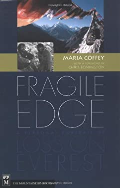 Fragile Edge: A Personal Portrait of Loss on Everest 9780898867374