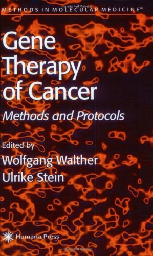 Gene Therapy of Cancer: Methods and Protocols 9780896038431