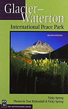 Glacier-Waterton International Peace Park 9780898868050