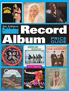 Goldmine Record Album Price Guide 9780896895324