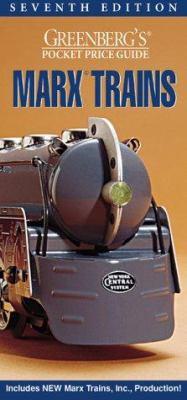 Greenberg's Pocket Price Guide Marx Trains 9780897784641