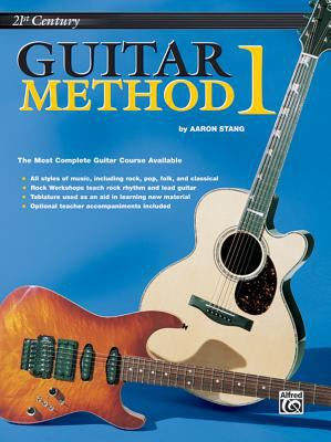 Guitar Method 1 9780898987270