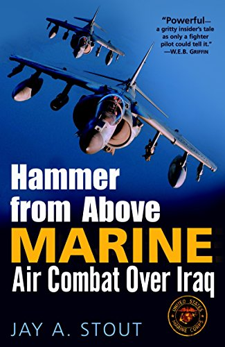 Hammer from Above: Marine Air Combat Over Iraq 9780891418719