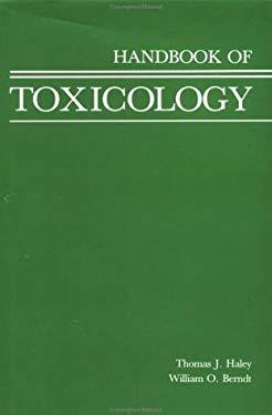Handbook of Toxicology 9780891164036