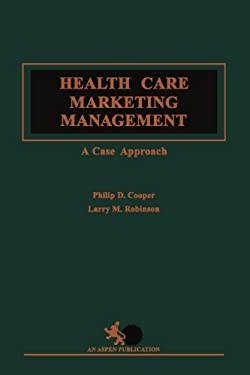 Health Care Marketing Management 9780894433948