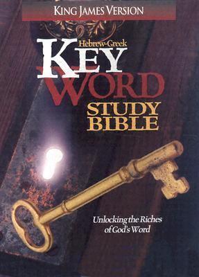 Hebrew-Greek Key Word Study Bible-KJV 9780899576534