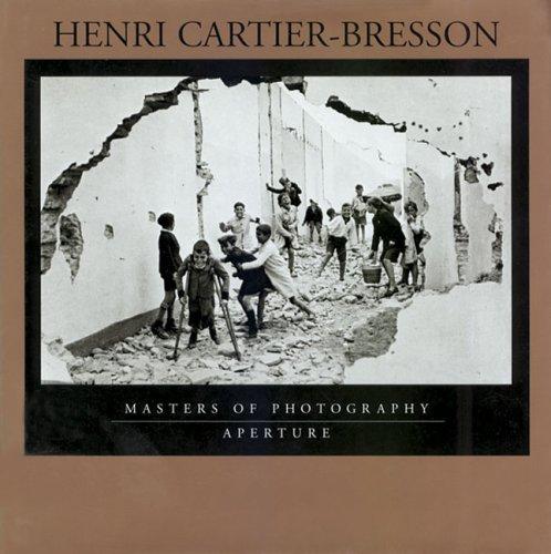 Henri Cartier-Bresson 9780893817442