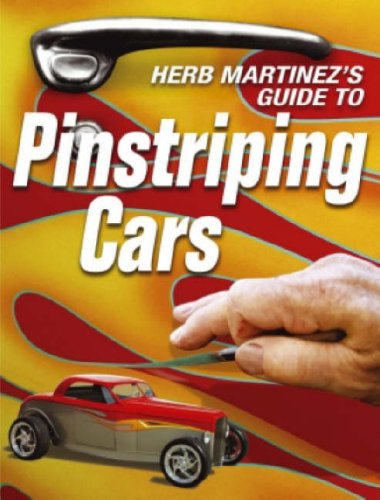Herb Martinez's Guide to Pinstriping 9780896892446
