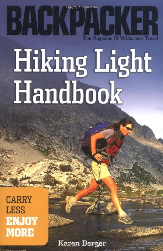 Hiking Light Handbook 9780898869613