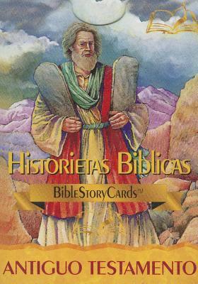 Historietas Biblicas - Antiguo Testamento (Biblestorycards - Old Testament) 9780898272291