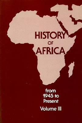 History of Africa 9780894642968