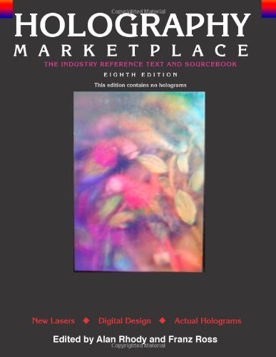 Holography Marketplace - 8th Text Edition 9780894961014