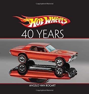 Hot Wheels 40 Years 9780896895683