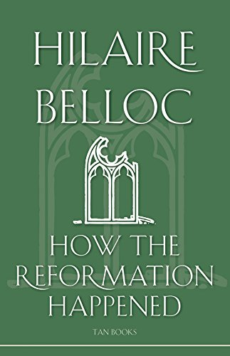 How the Reformation Happened 9780895554659