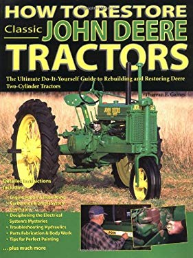 How to Restore Classic John Deere Tractors: The Ultimate Do-It-Yourself Guide to Rebuilding and Restoring Deere Two-Cylinder Tractors in Color Photos 9780896586017