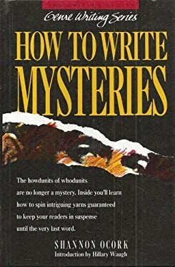 How to Write Mysteries 9780898793727