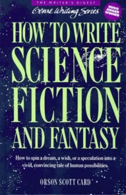 How to Write Science Fiction and Fantasy 9780898794168