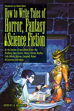 How to Write Tales of Horror, Fantasy and Science Fiction 9780898794830