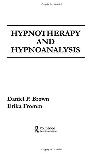 Hypnotherapy & Hypnoanalysis Pod 9780898597837