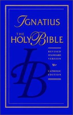 Ignatius Bible-RSV 9780898704907