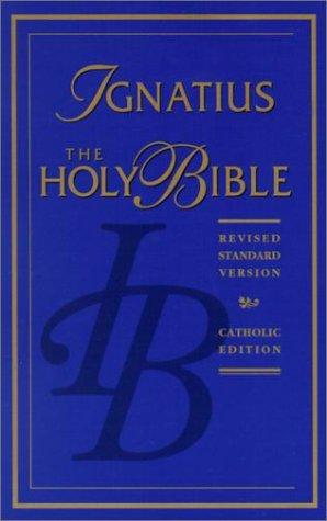 Ignatius Bible-RSV 9780898704914