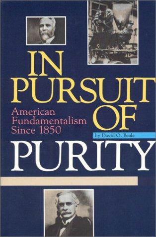 In Pursuit of Purity (Hard) 9780890843512