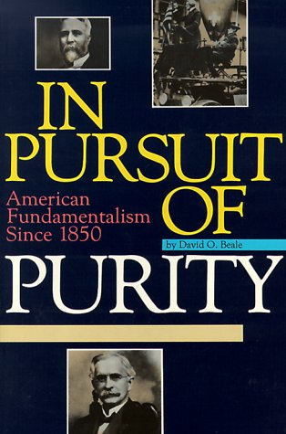 In Pursuit of Purity (Soft) 9780890843505